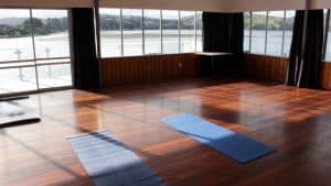 inside yoga studio 2