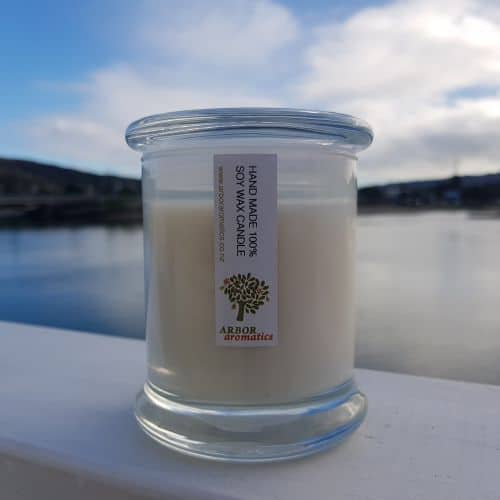 Arbor aromatics soy candle